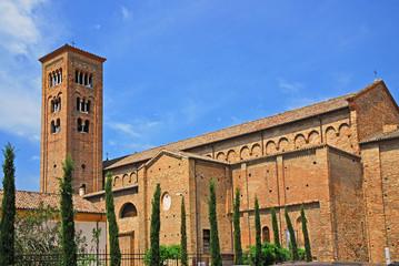 Italy  Ravenna  Saint Francis Basilica
