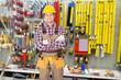 Portrait Of A Male Technician