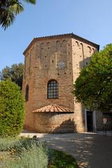 Italy, Ravenna,  Neonian Baptistery