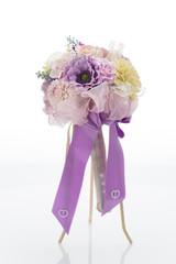 Stylish wedding bouquet