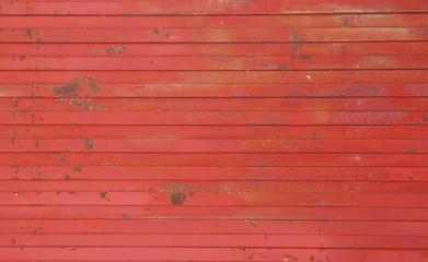 Red aluminum texture