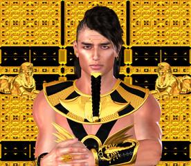 Pharaoh Ramses ii, King Tut or any Egyptian King