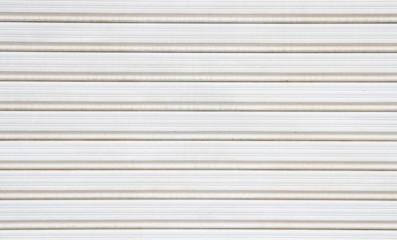Texture of an aluminum shutter