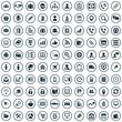 100 company icons - 78491576