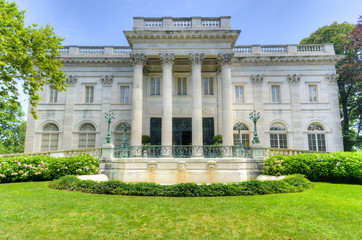 The Marble House - Newport, Rhode Island