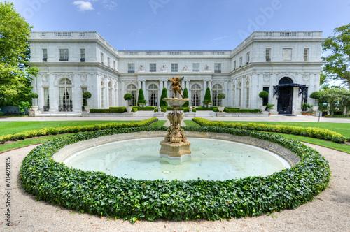 Foto op Plexiglas Standbeeld Rosecliff Mansion - Newport, Rhode Island