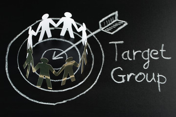 Target Group On Blackboard