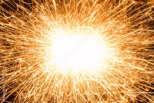 In de dag Vuur / Vlam Fireworks