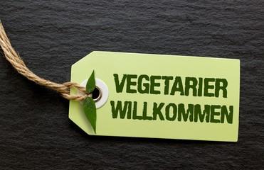 Vegetarier willkommen