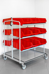 Inventory trolley