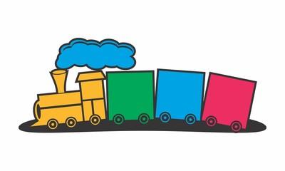 Train Kids Logo