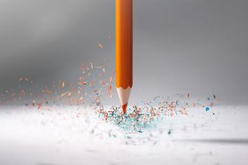 Falling Pencil