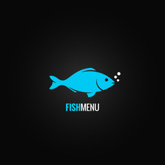 fish design background