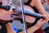 Fototapety violino strumento musicale
