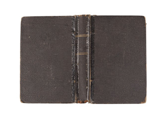 Black hardcover book