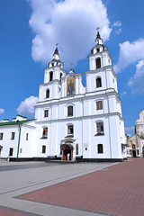 Holy Spirit Cathedral in Minsk