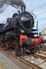 Old classic train