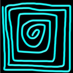 Spiral Pattern Illustration
