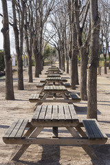 Parque Meridiano, Castellón de la Plana - España.