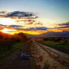 New Dawn, Beautiful Landscape, Africa