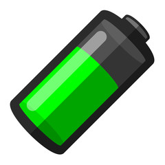 Icono pila electrica