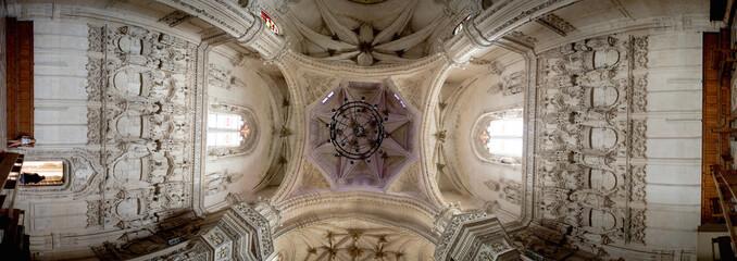 Church of two kings in Toledo - Catedral de los Reyes.