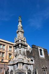 Guglia dell'Immacolata in Neapel