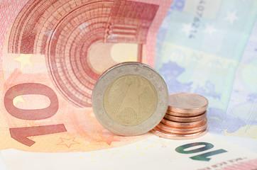 EUR cash