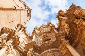 Kathedrale von Valencia, Spanien