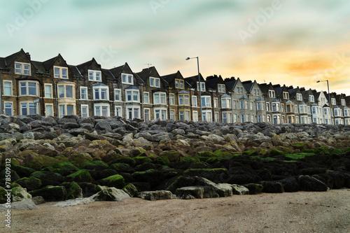 Coast of homes