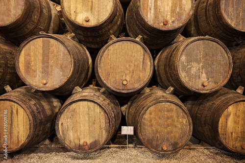 Wine cellar, Porto - 78509746