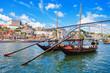 Leinwandbild Motiv Douro river