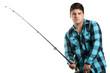 Teenage Fisherman