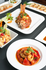 Thai Food Varieties