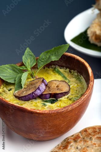 Thai Green Curry - 78510785