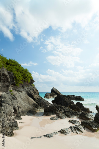 Horseshoe Bay Beach in Bermuda © ArenaCreative