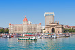 Taj Mahal Hotel and Gateway of India - 78511331