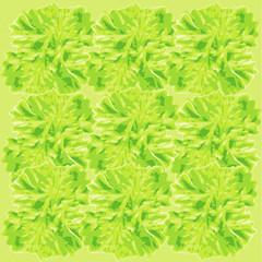 seamless parsley background pattern