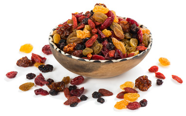 Dried berries