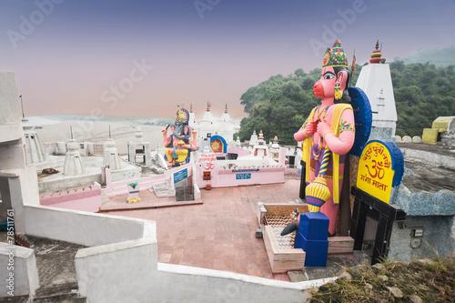 Foto op Canvas Bedehuis Har Ki Pauri temple