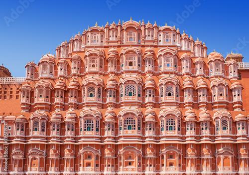 Fotobehang India Hawa Mahal palace, Jaipur