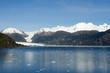 Leinwanddruck Bild - Chile - Amalia Glacier In Sunny Day