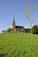 Church at Wisborough, East Sussex