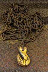 Yellow hook