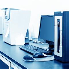 PC and printer