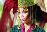 boho eastern princess poster