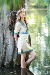 Ivan Kupala girl