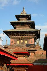Teleju Temple circa 1564