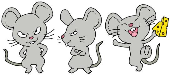いたずら鼠