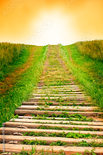 Stairway to sky - 78517937